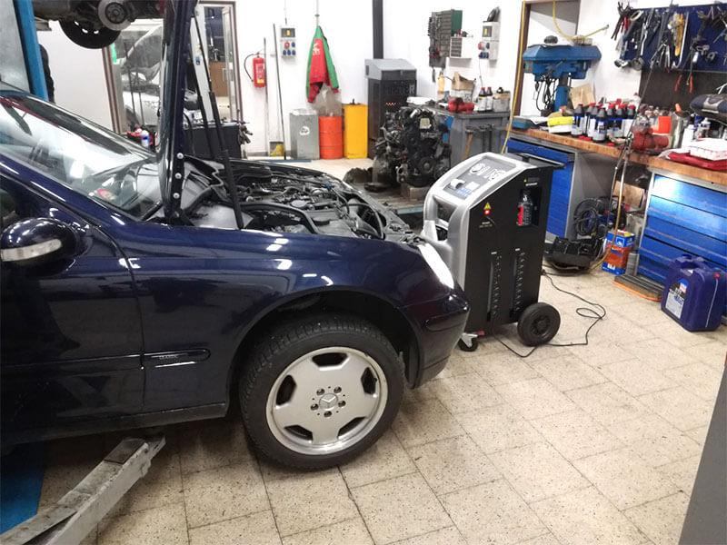 Servis automatických převodovek Autoservis Jan Sejk Turovec